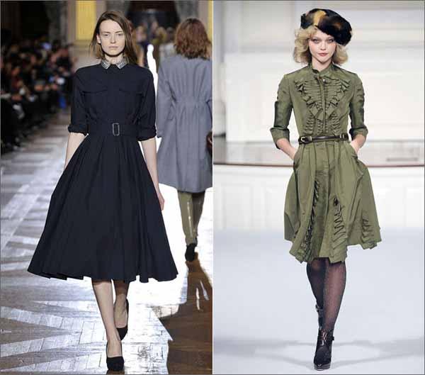 платья в стиле NEW LOOK driesvannoten_oscardelarent