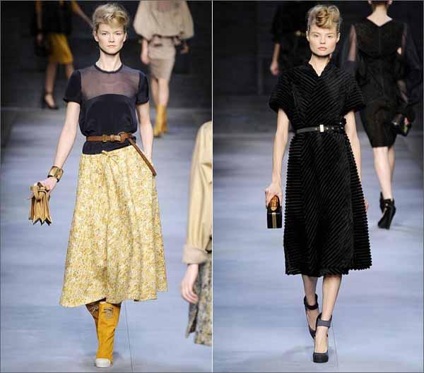 платья в стиле NEW LOOK fendi