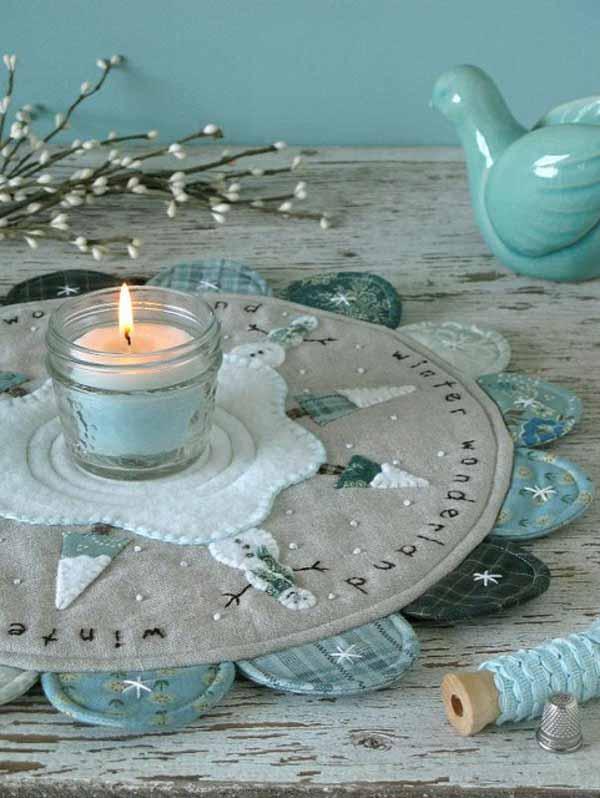 Идеи для украшения Новогоднего стола