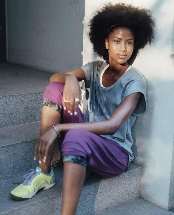 Женская коллекция спортивной одежды Nike 2014