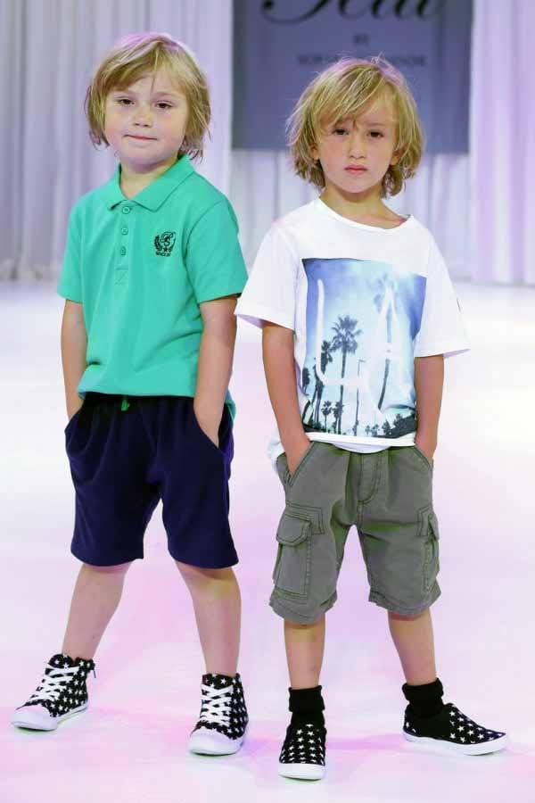 Коллекция детской одежды Весна-Лето 2014