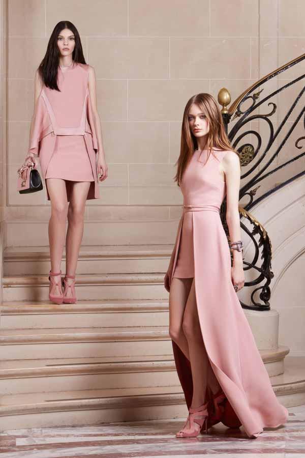 Коллекция женской одежды Elie Saab Pre-Fall 2014