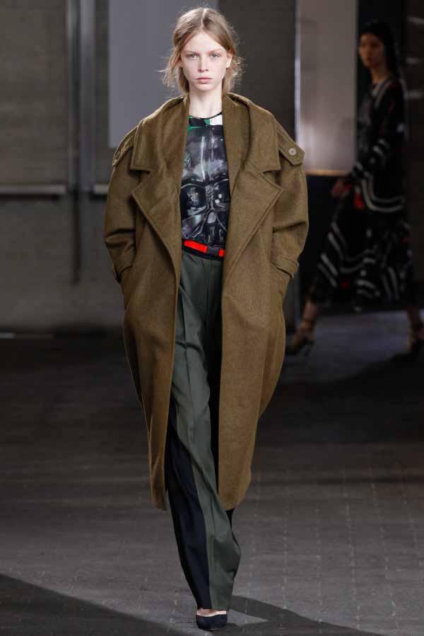 Коллекция женской одежды 2014