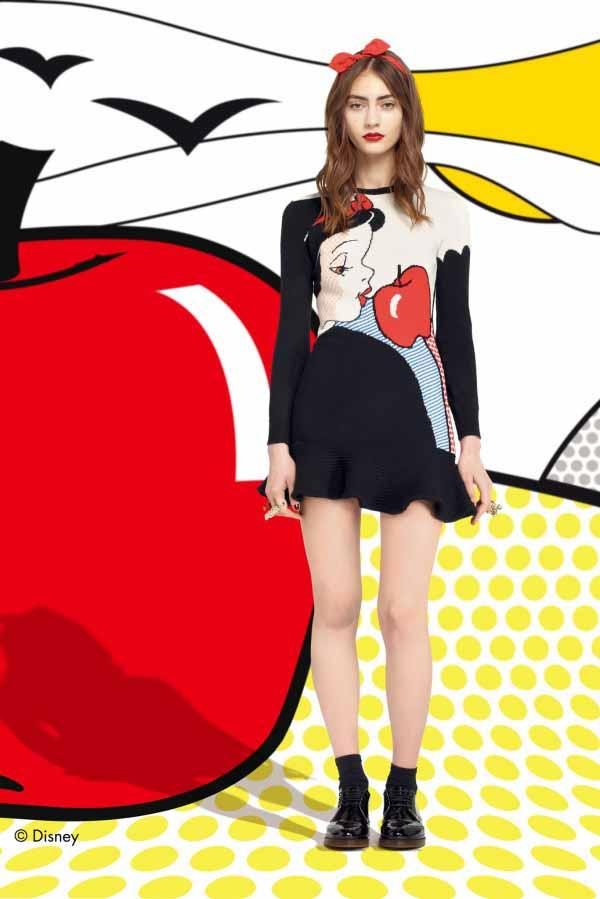 Коллекция женской одежды Red Valentino