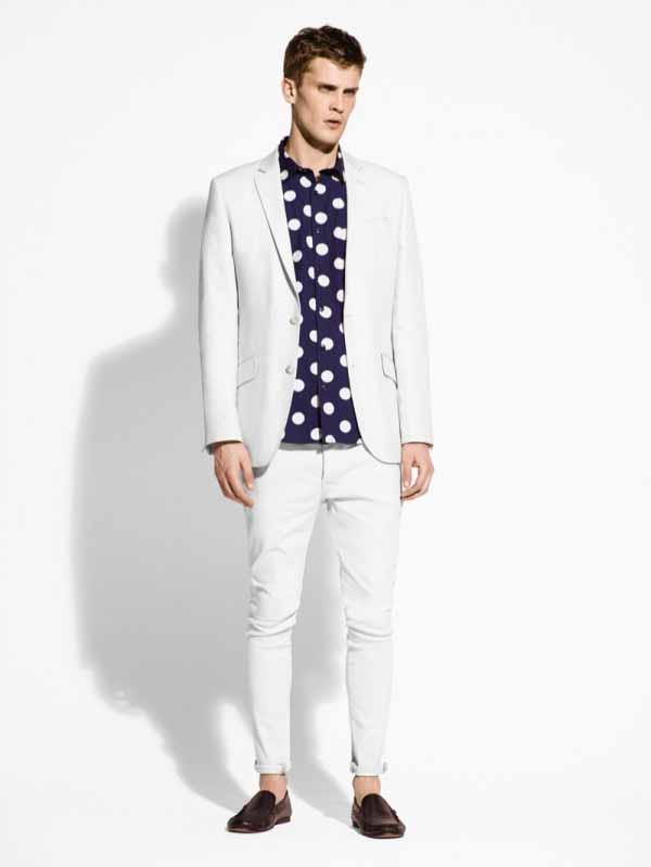 Коллекция мужской одежды на весну-лето 2014 года от River Island