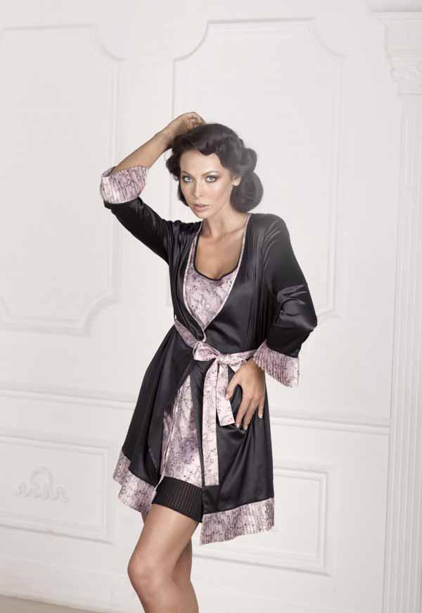 Коллекция красивой домашней одежды 2014