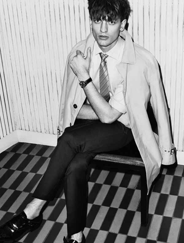 Коллекция мужской одежды весна-лето 2014 от бренда Sand
