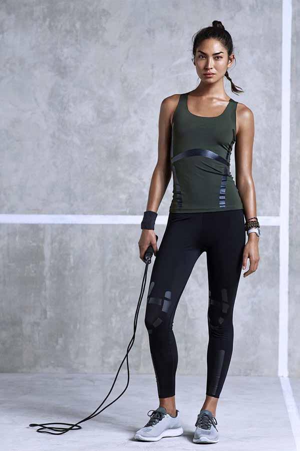 Модная спортивная одежда от H&M