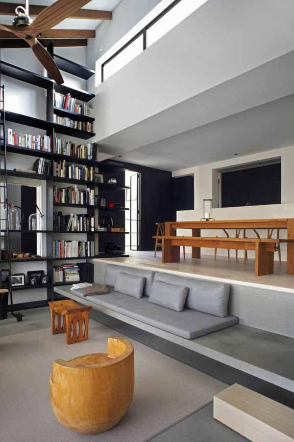 livingroom-diningroom-stylish-apartment-interior-singapore