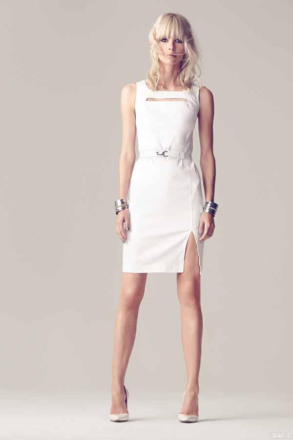 свадебное платье футляр
