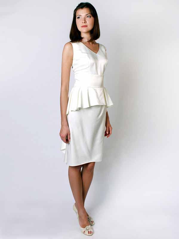 Свадебное платье SL0094 - To be Bride. Для свадебного прямого платья