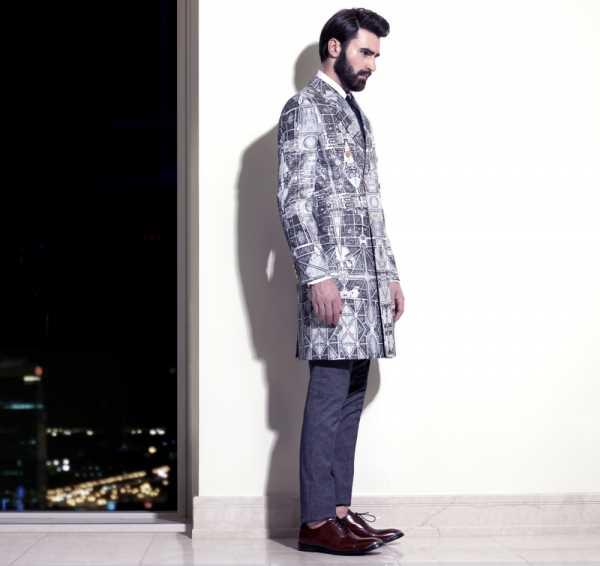 Мужская одежда Осень-Зима 2014-2015 от The Emperor 1688