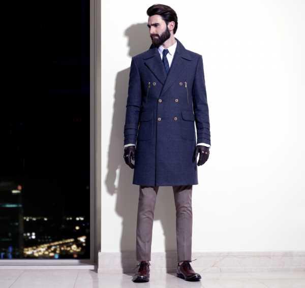 8578a44b712 Мужская одежда Осень-Зима 2014-2015 от бренда The Emperor 1688