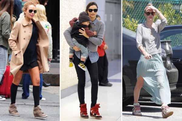 женские кроссовки, модны женские кроссовки 2014, спортивная женская обувь