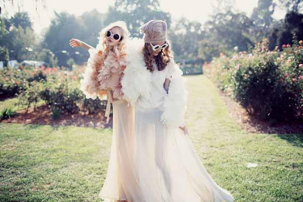 Солнечный летний Lookbook женской одежды Wildfox 2014