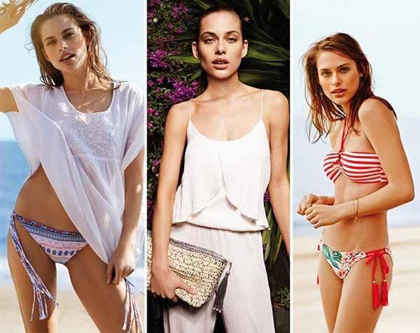 Стильные купальники от Women Secret Весна-Лето 2014