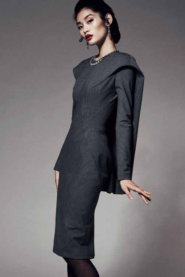 Шикарные вечерние платья от Zac Posen