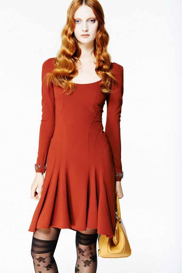 Элегантная женская одежда 2014-2015 от Zac Posen