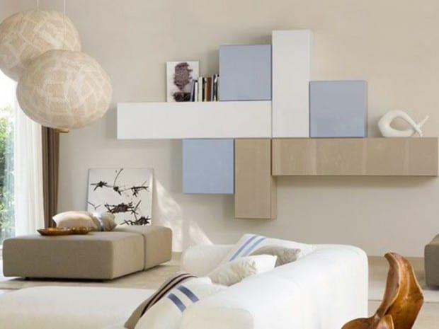 Идеи для гостиных комнат