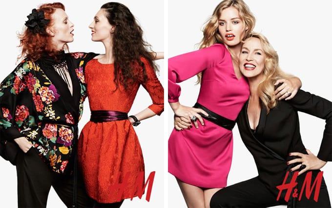 Праздничная коллекция H&M 2011-2012