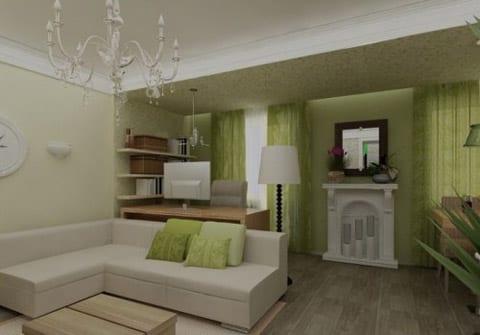 Интерьеры малогабаритных квартир