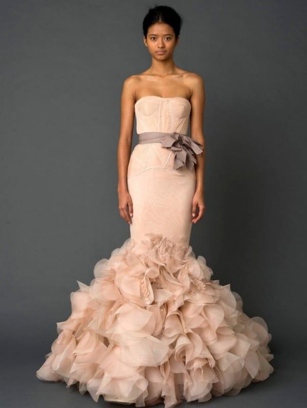 Vera Wang свадебное платье