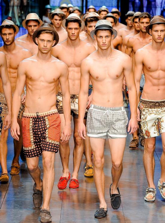 Dolce & Gabbana Мужская Коллекция