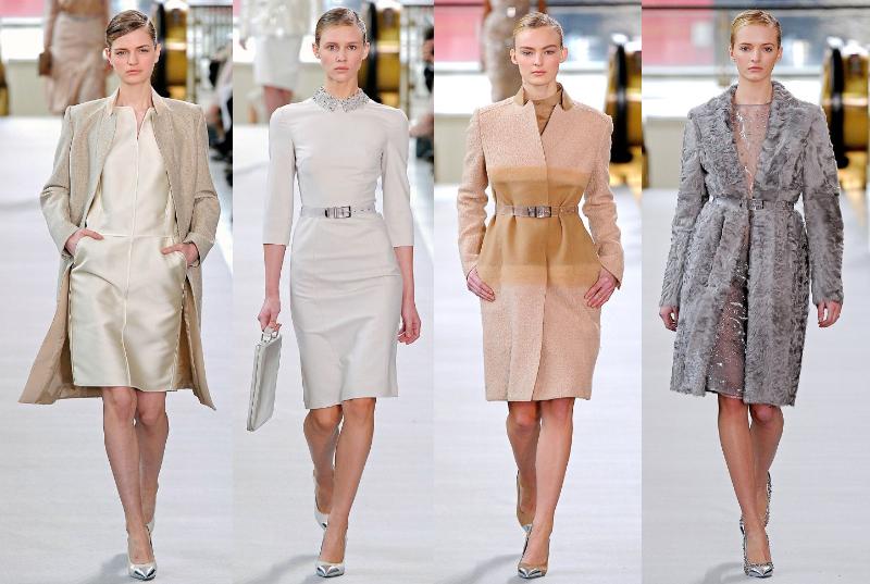 Alberta Ferretti коллекция 2012-2013