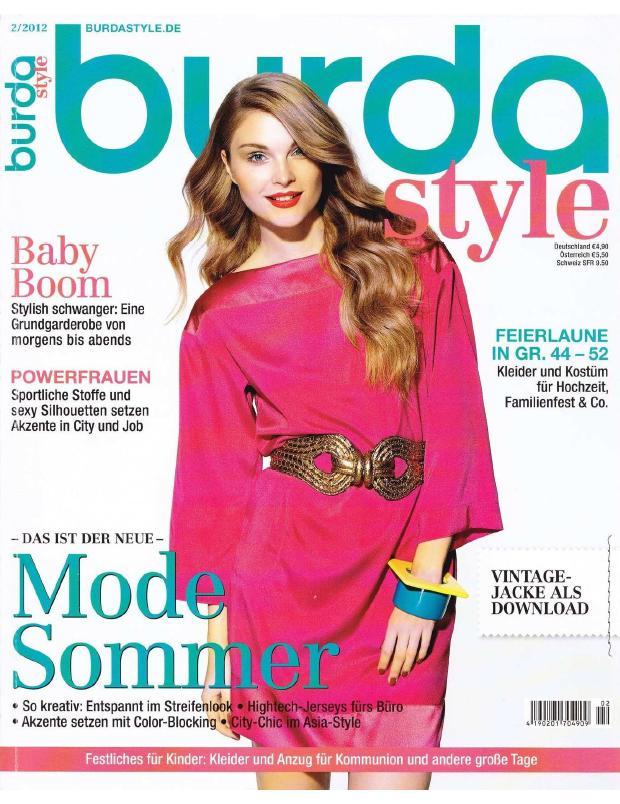 Burda Style №2 2012