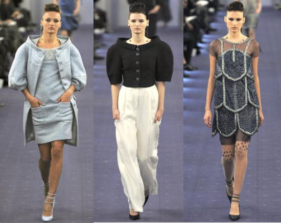 Коллекция Chanel 2012 Haute Couture
