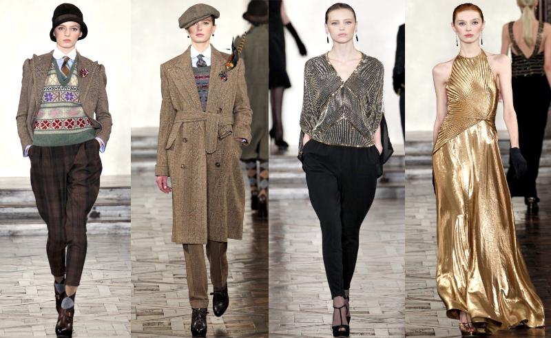 Ralph Lauren коллекция 2012-2013
