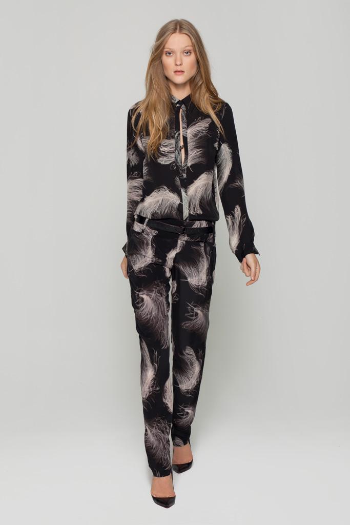 модные женские комбинезоны 2013 фото