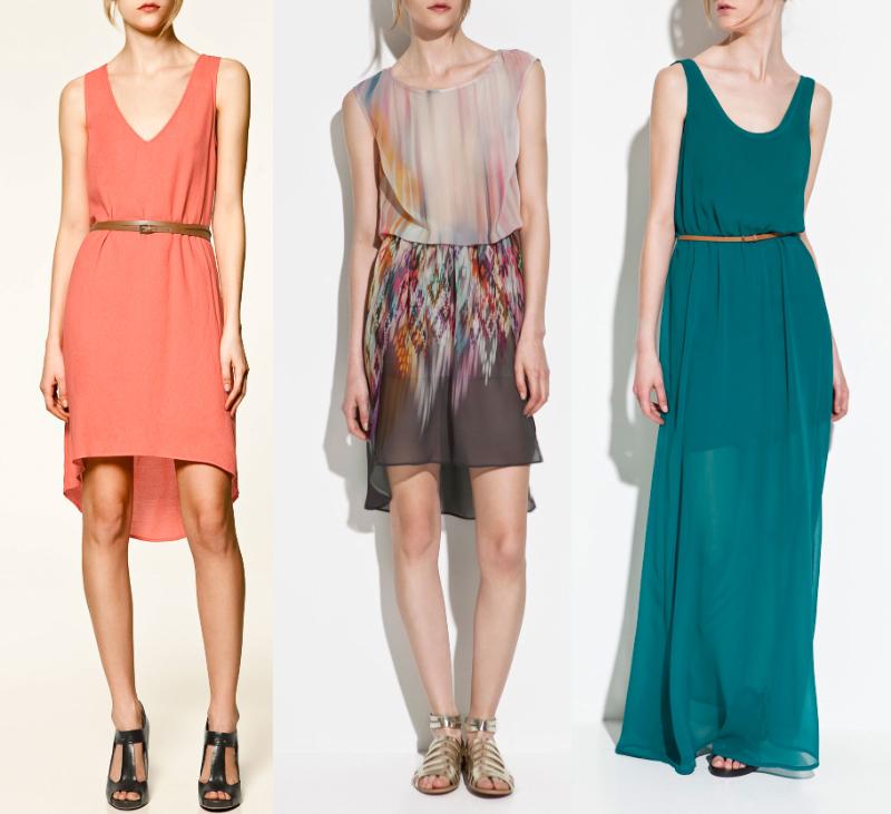 Зара магазин одежды платья
