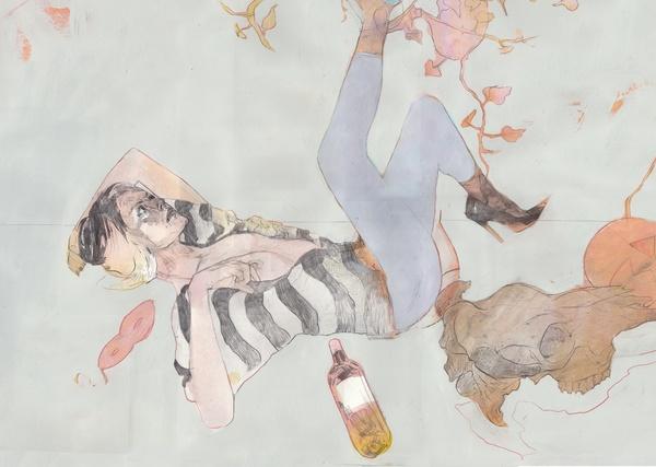 Иллюстратор Adam Lowe