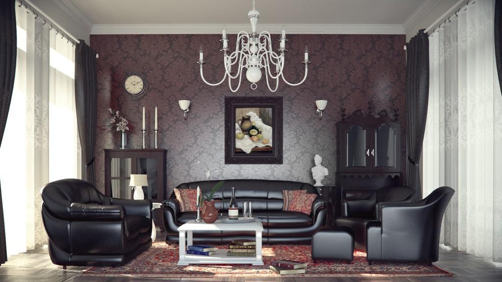 Классический стиль в дизайне интерьера