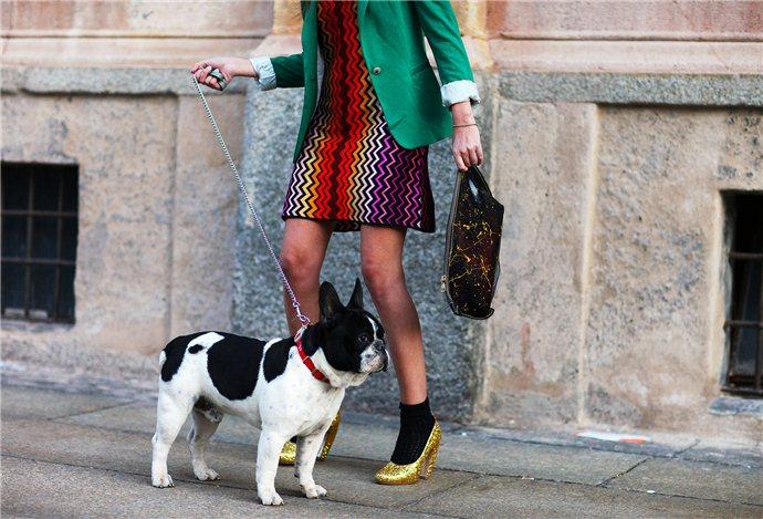 Неделя моды в Милане осень-зима 2012-2013
