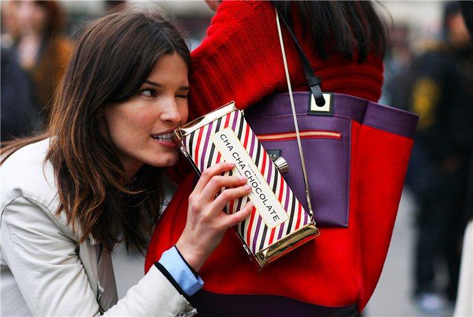 Неделя моды в Париже осень-зима 2012-2013