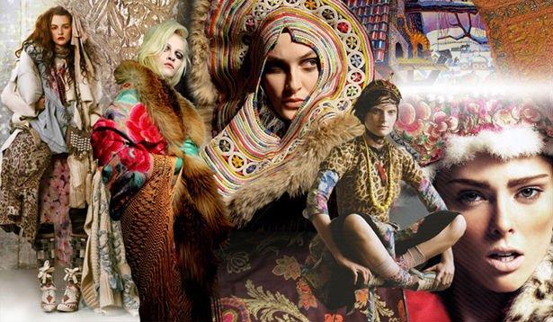 Тенденции моды на 2013 год
