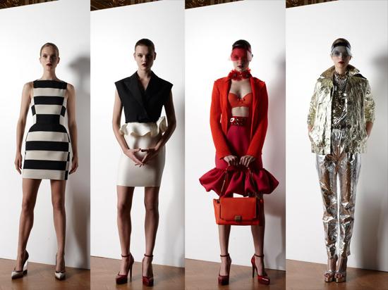 Коллекция одежды Lanvin Resort 2013