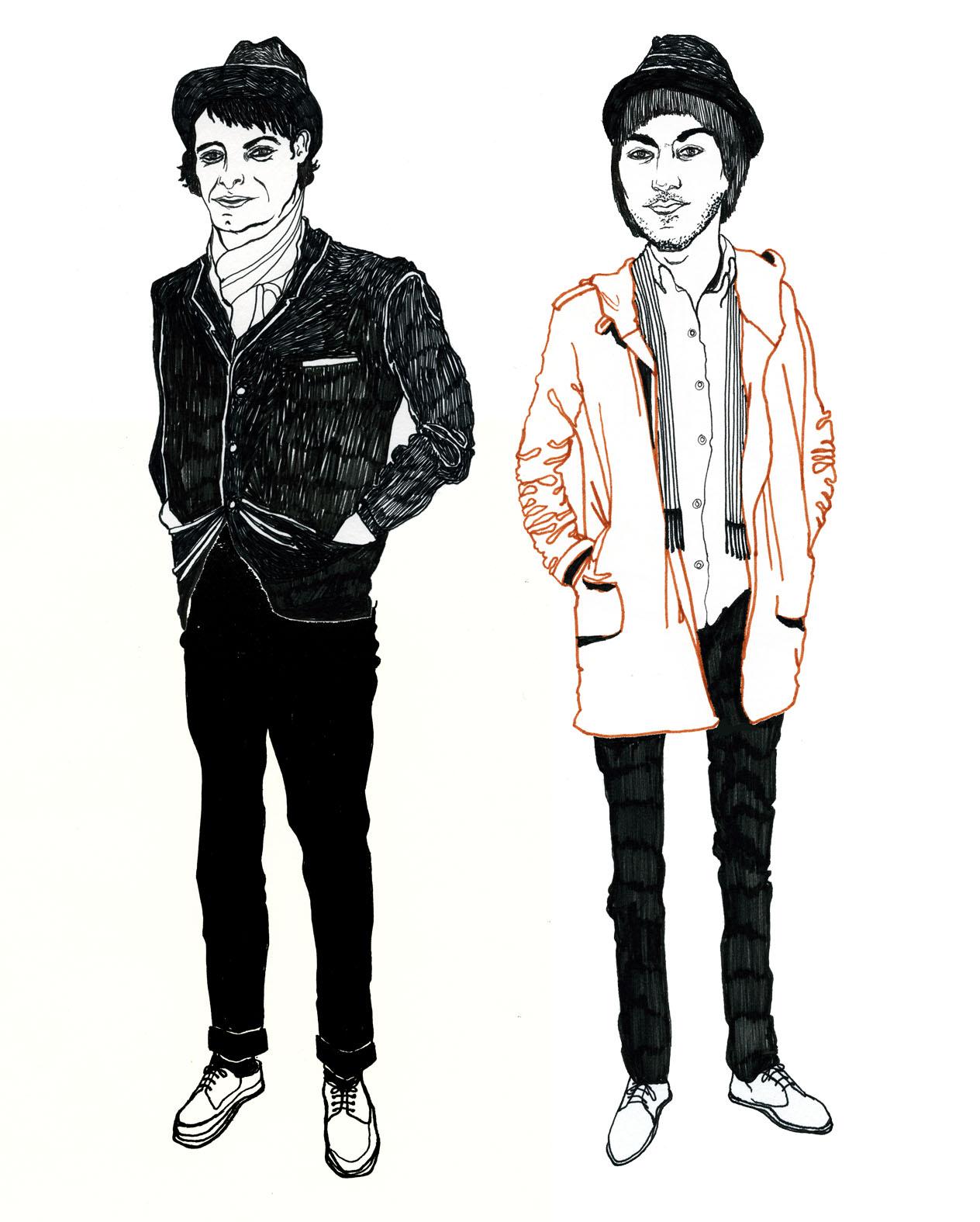 Иллюстратор Zoe More O'ferrall
