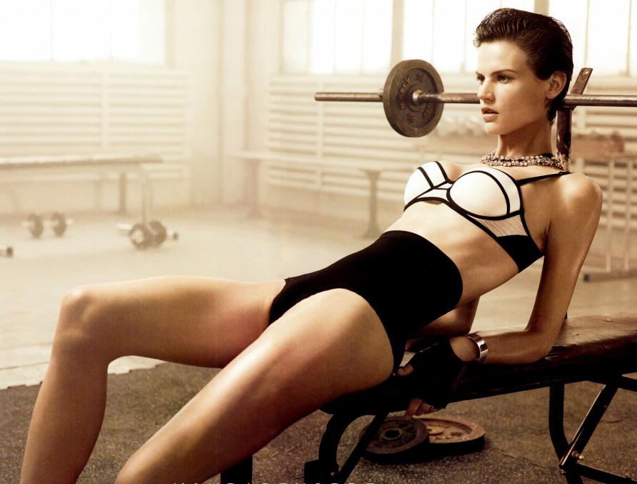 Нижнее белье H&M Fall 2012