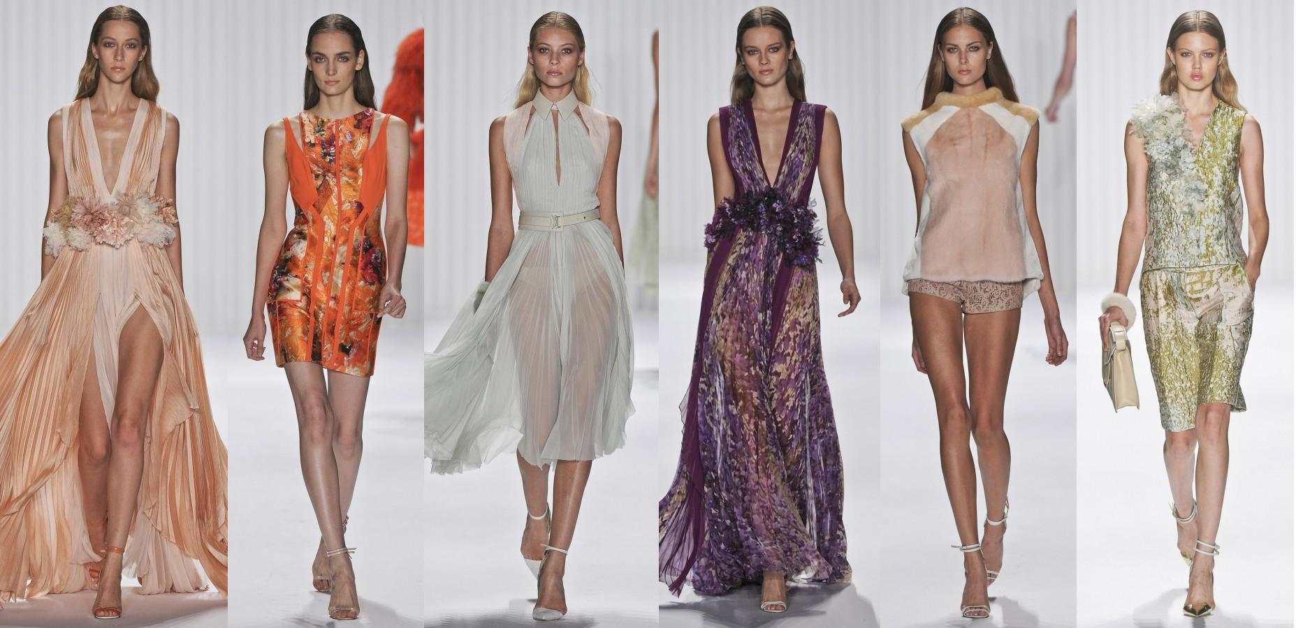 J.Mendel Весенне-Летняя Коллекция одежды 2013