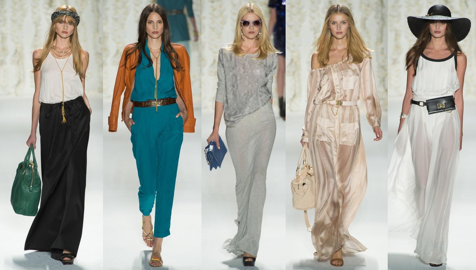 Rachel zoe коллекция модной одежды на