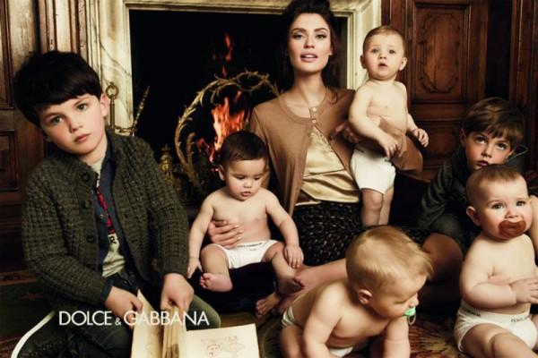 Dolce & Gabbana Коллекция детской одежды Fall-Winter 2012-2013