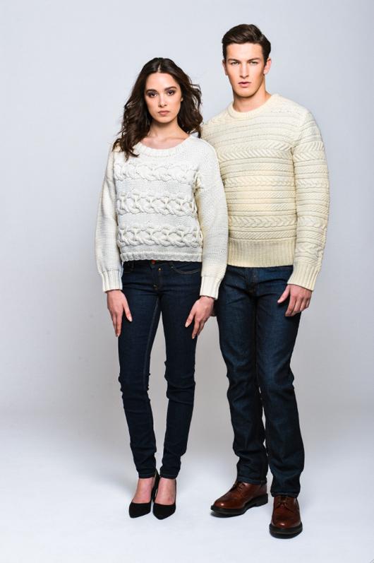 Модная вязаная одежда 2012-2013
