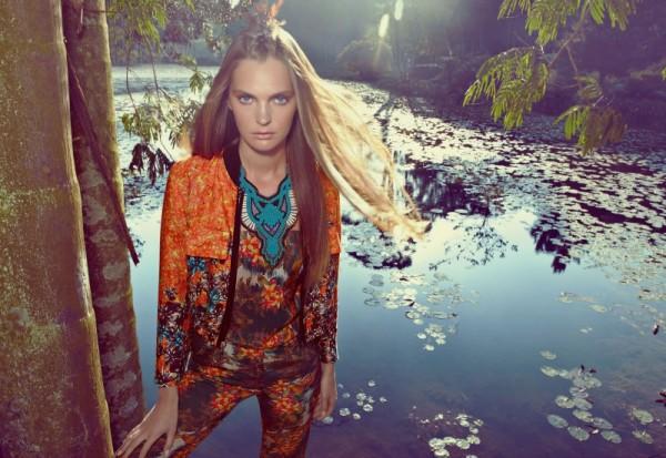 A. Brand Коллекция Весна-Лето 2013