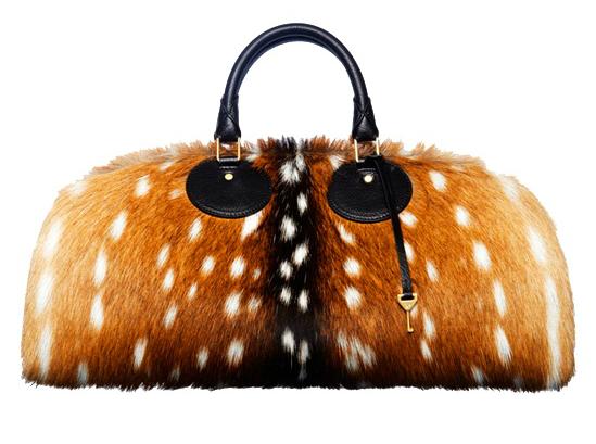 Лучшие меховые сумки для Зимы 2012-2013