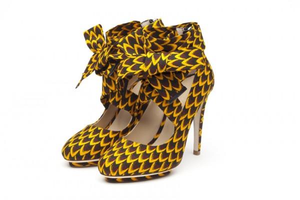 Liam Fahy Коллекция обуви Весна-Лето 2013