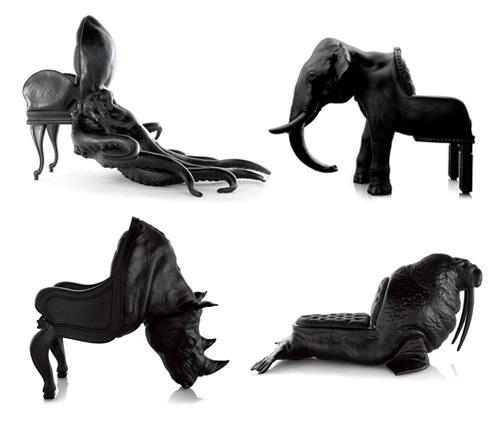 Дизайнерские стулья от Maximo Riera