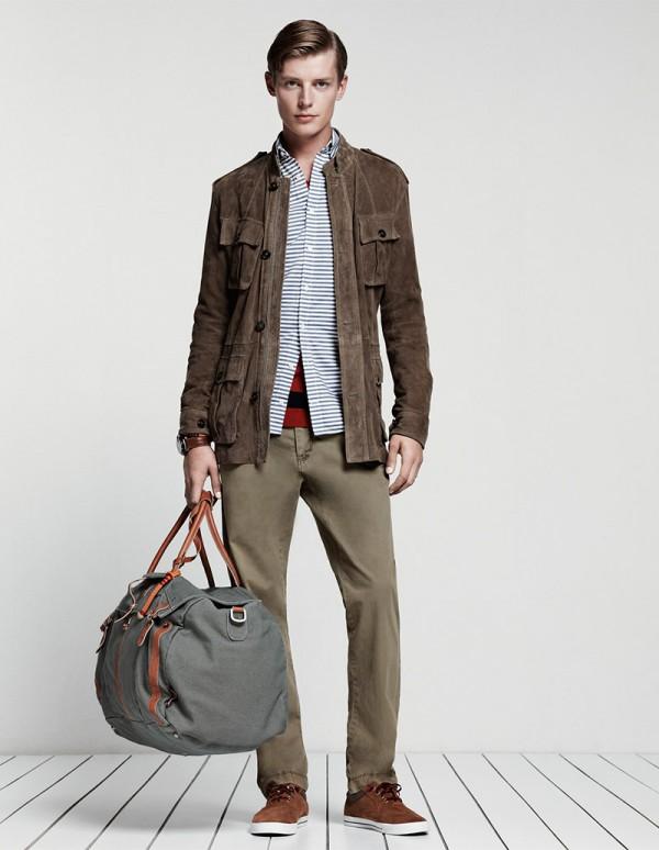 Tommy Hilfiger Коллекция мужской одежды Весна-Лето 2013